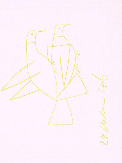 Pablo Picasso Dessins photo-lithograph