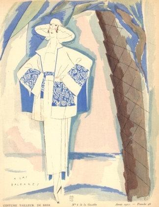 Gazette du Bon Ton 1921 No 6
