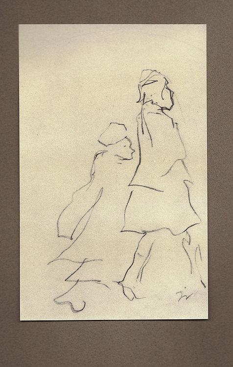 Jacques Villon, Deux Enfants