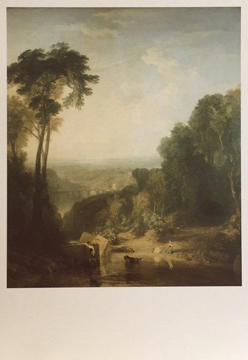 J. M. W. Turner, Crossing the Brook