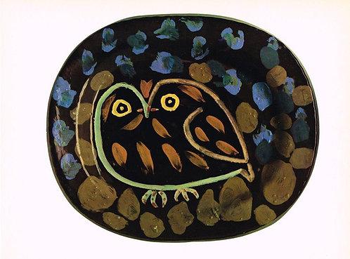Pablo Picasso  Ceramics Print - 11