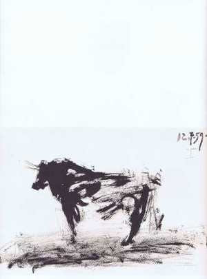 Pablo Picasso, Toros Y Toreros 28