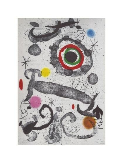 Joan Miro - Reproduction