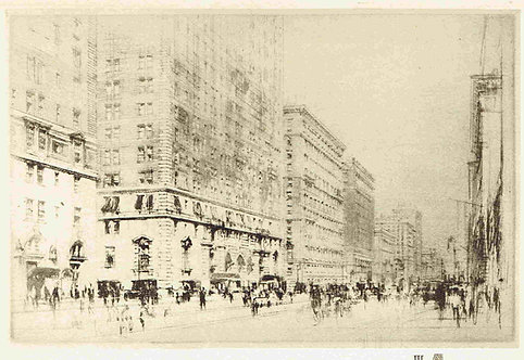 William Walcot,  Park Avenue, New York