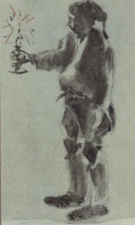 Jacques Villon, Le Petit Ramoneur