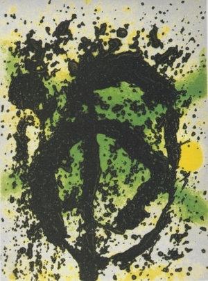 Joan Miro,  Plant Kingdom