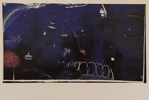 Brett Whiteley, The Balcony 2
