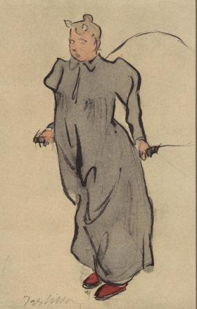 Jacques Villon, Tante Ketty