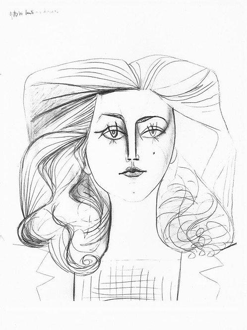 Pablo Picasso Dessins 8