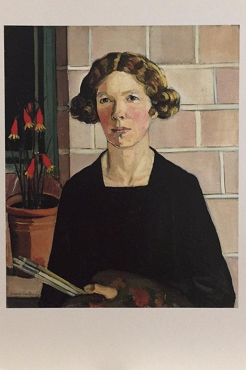 Margaret Preston, Self Portrait