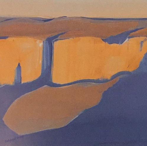 Michael White, Bridal Veil Cliffs