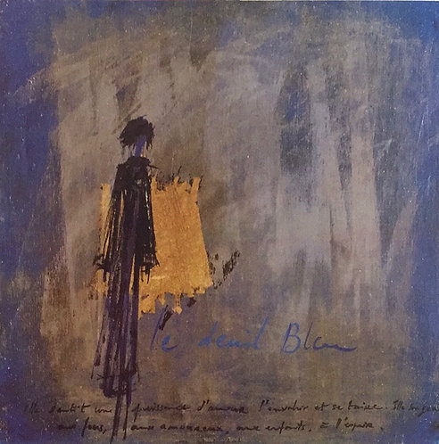Deborah Chock, Le Deuil Bleu