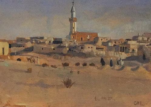 George Lambert, El Arish