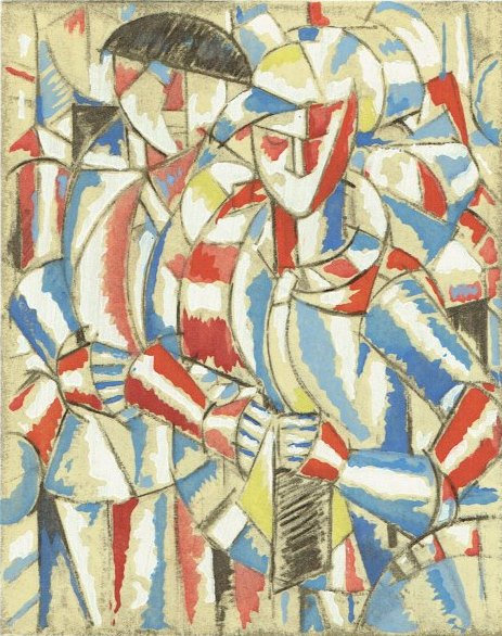 Fernand Leger - Limited edition pochoir