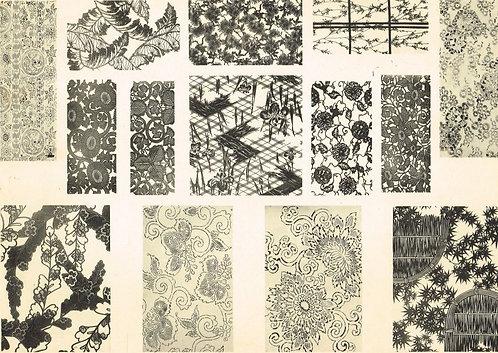Japonais d'Art Decoratif  Plate 18