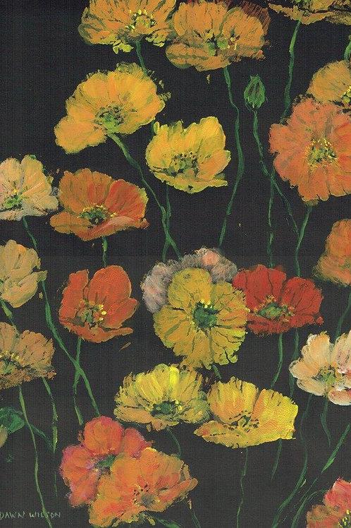 Dawn Wilson - Spring Poppies