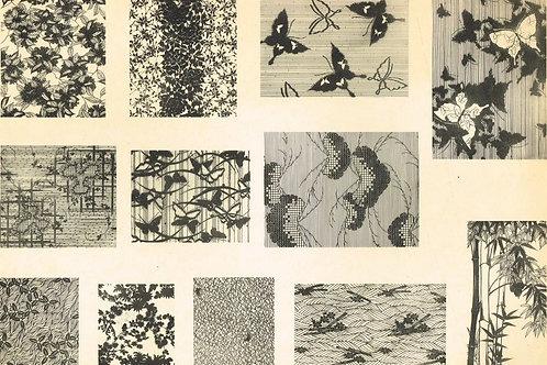 Japonais d'Art Decoratif  Plate 25