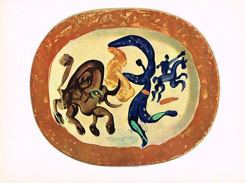 Pablo Picasso  Ceramics Print - 16