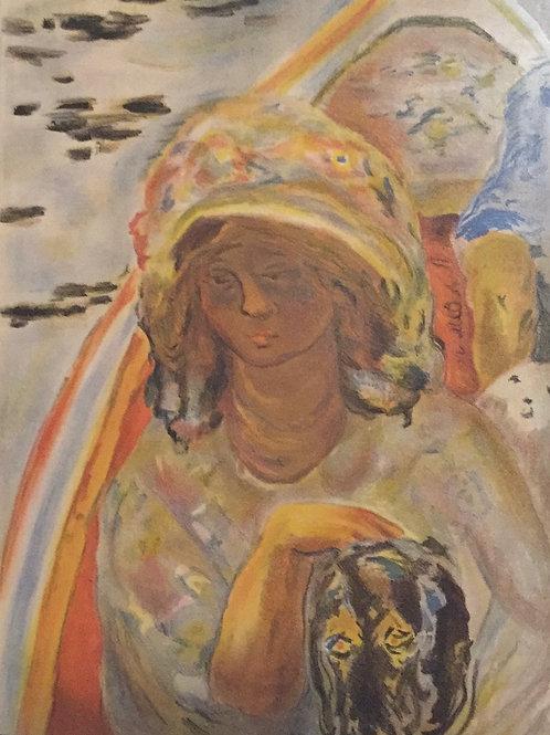 Pierre Bonnard, Jeune Fille