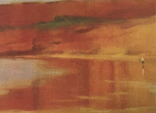 Clarice Beckett, Sunrise Anglesea