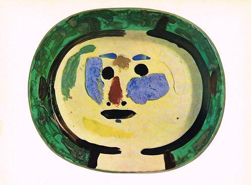 Pablo Picasso  Ceramics Print - 8