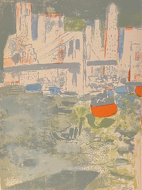 Paul Guiramand - Original Lithograph