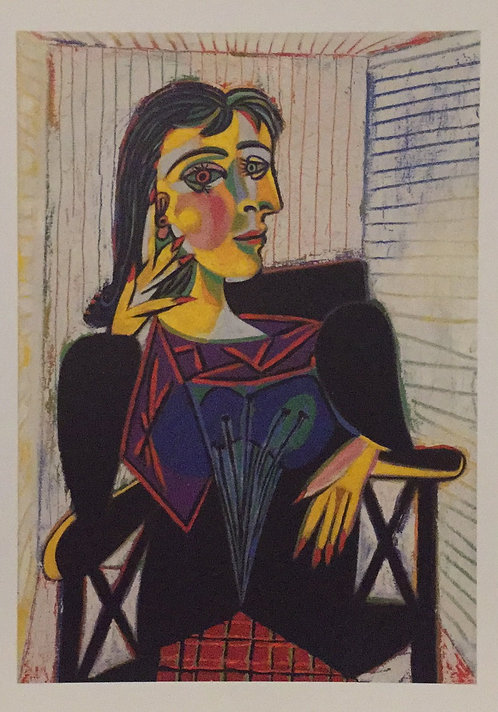 Pablo Picasso, Portrait of Dora Maar