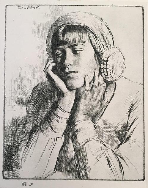 G L Brockhurst, Le Beguin