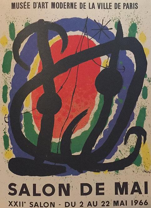 Joan Miro, Poster III