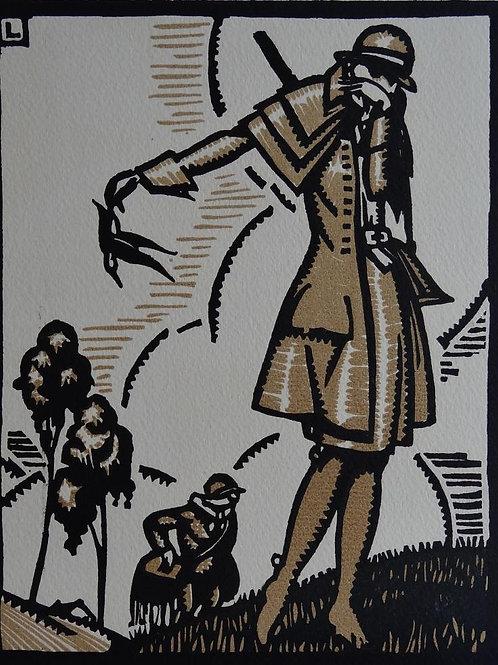 Gazette Du Bon Ton 1920 No 6