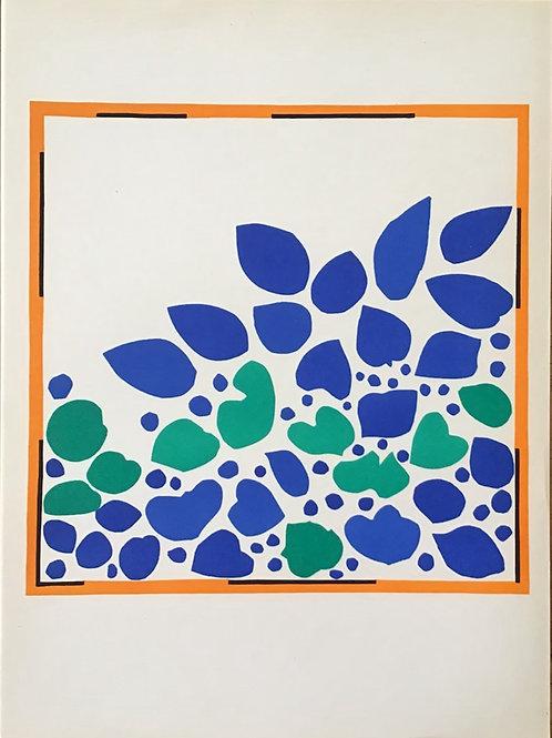Matisse -  Lithograph - Lierre