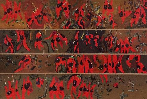 Fred Williams, Sturt Desert Pea