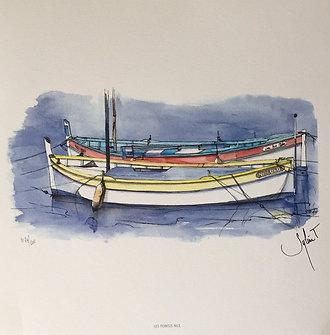 Sylvie T, Print 1