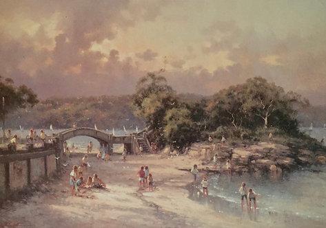 Ramon Ward Thompson, Balmoral Beach