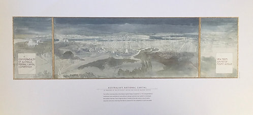 Australia's National Capital - Walter Burley and Marion Mahony Griffin