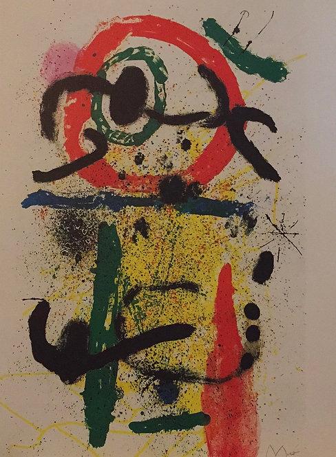Joan Miro, Pierrot le fou