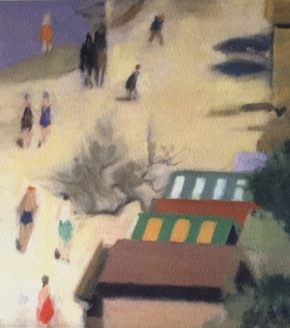Clarice Beckett, Sandringham Beach