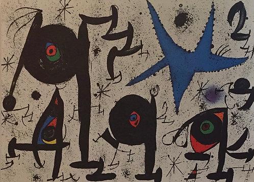 Joan Miro, Homenatge, I