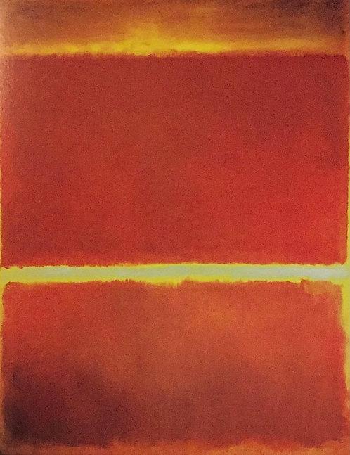 Mark Rothko, Saffron