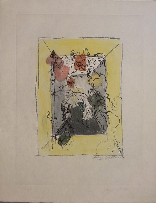 Jacques Villon - original lithograph