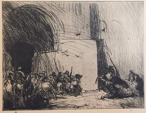 Marius Bauer, A Fantasy