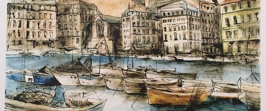 Margaret Olley, Venice