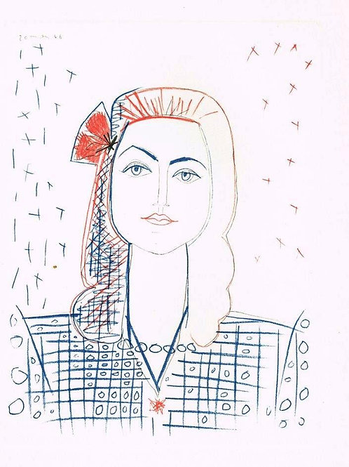 Pablo Picasso Dessins  Plate 11