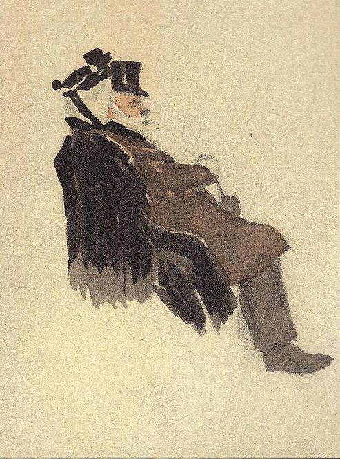 Jacques Villon, Un vieux menage