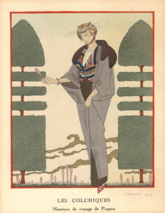 Gazette du Bon Ton 1914  No 1