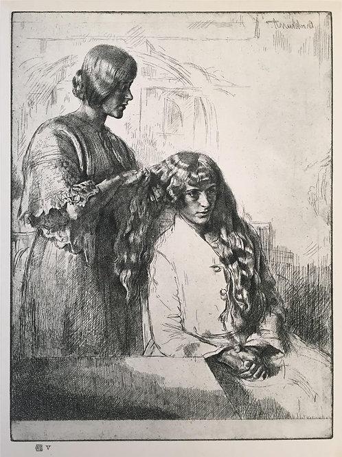 G L Brockhurst, Deux Landaises