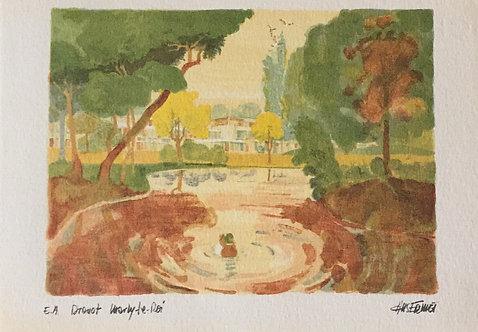 Roland Ansermet, Place Victorien-Sardou
