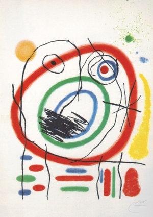 Joan Miro,The Rebel