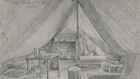 Eugene von Guérard, Georg Griffiths and