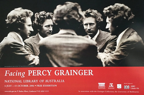 Facing Percy Granger